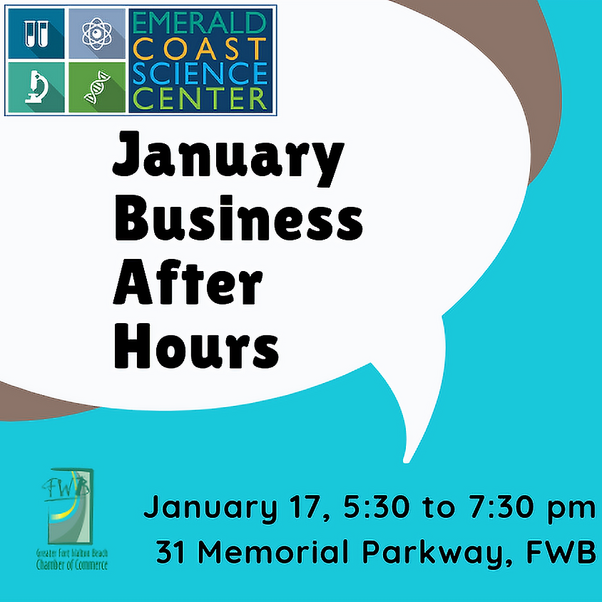Fort Walton Beach Chamber of Commerce Business After Hours