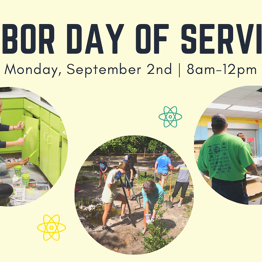 Labor Day of Service
