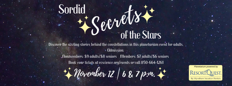 Sordid Secrets Planetarium Website Nov 1
