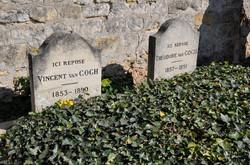 cimetière d'Auvers ©JLPP