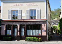 Auberge Ravoux ©JLPP