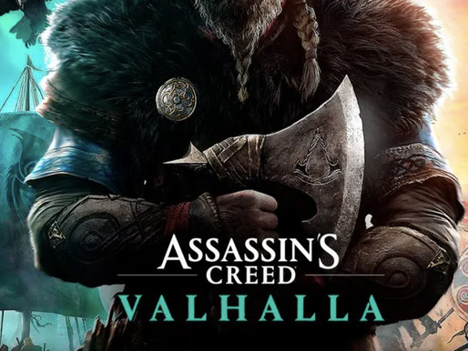 Assassin's Creed Valhalla Yolda!