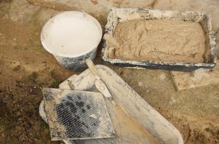 SAMEDIS 7 et 14 OCTOBRE - Venez découvrir la pratique des enduits à la chaux