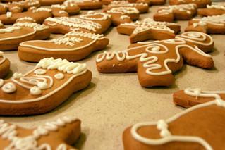 RECETTE - Biscuits de Noël façon pain d'épice