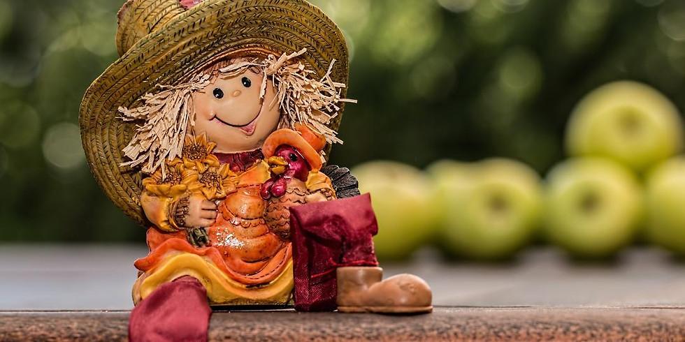 Animations enfants - Les portions au jardin - Mercredi 26 juin 2019