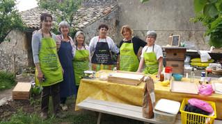 "SAMEDI 19 AOUT - Atelier cuisine ""Raviolis et ravioles"""