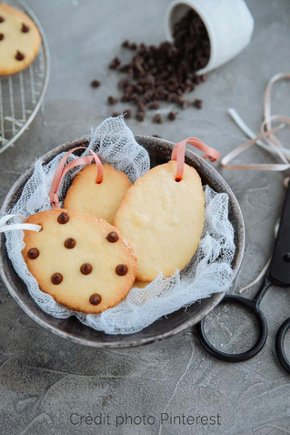 MERCREDI 17 AVRIL  ATELIER Les biscuits de Pâques