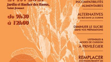 Conférence Naturopathie / dégustation : L'Alimentation Santé !