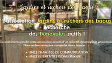 L'association recrute !