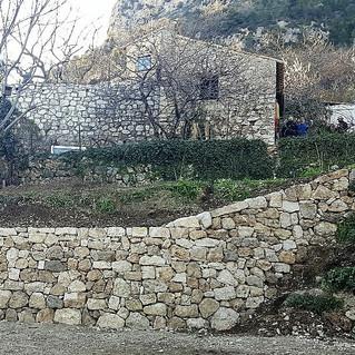 """SAMEDI 10 JUIN - Chantier participatif """"Mur en pierre sèche"""" de 8h30 à 17h30"""