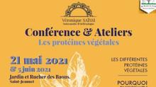 Atelier Conférence Naturopathie : Les Protéines Végétales