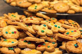 SAMEDI 8 DECEMBRE  ATELIER Biscuits de Noël façon pain d'épice
