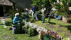 Fleurissement participatif