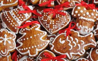 SAMEDI 2 DÉCEMBRE - Atelier biscuits et pains d'épices de Noël !
