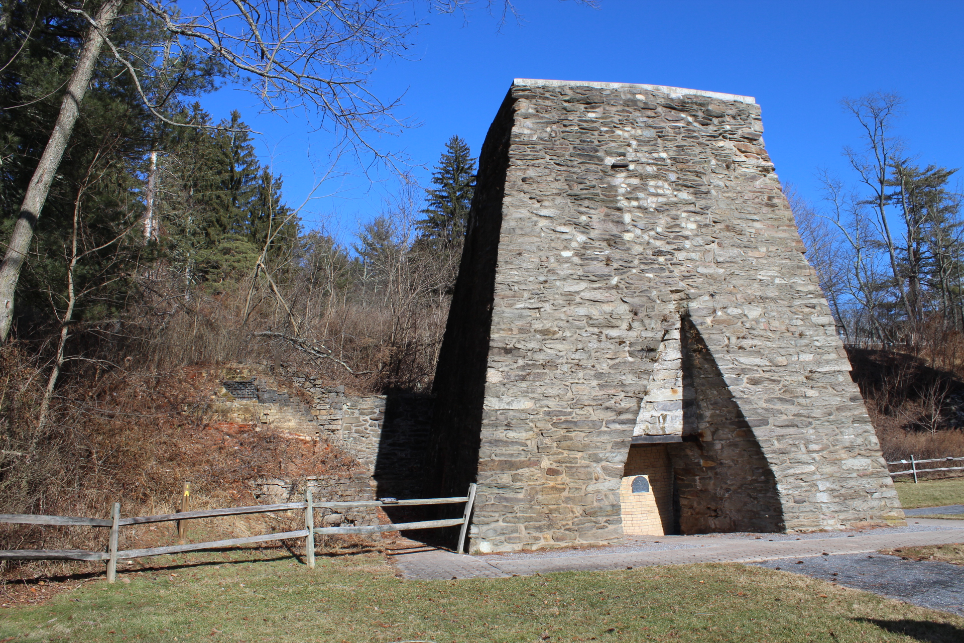 Another Shot of Pine Grove Furnace