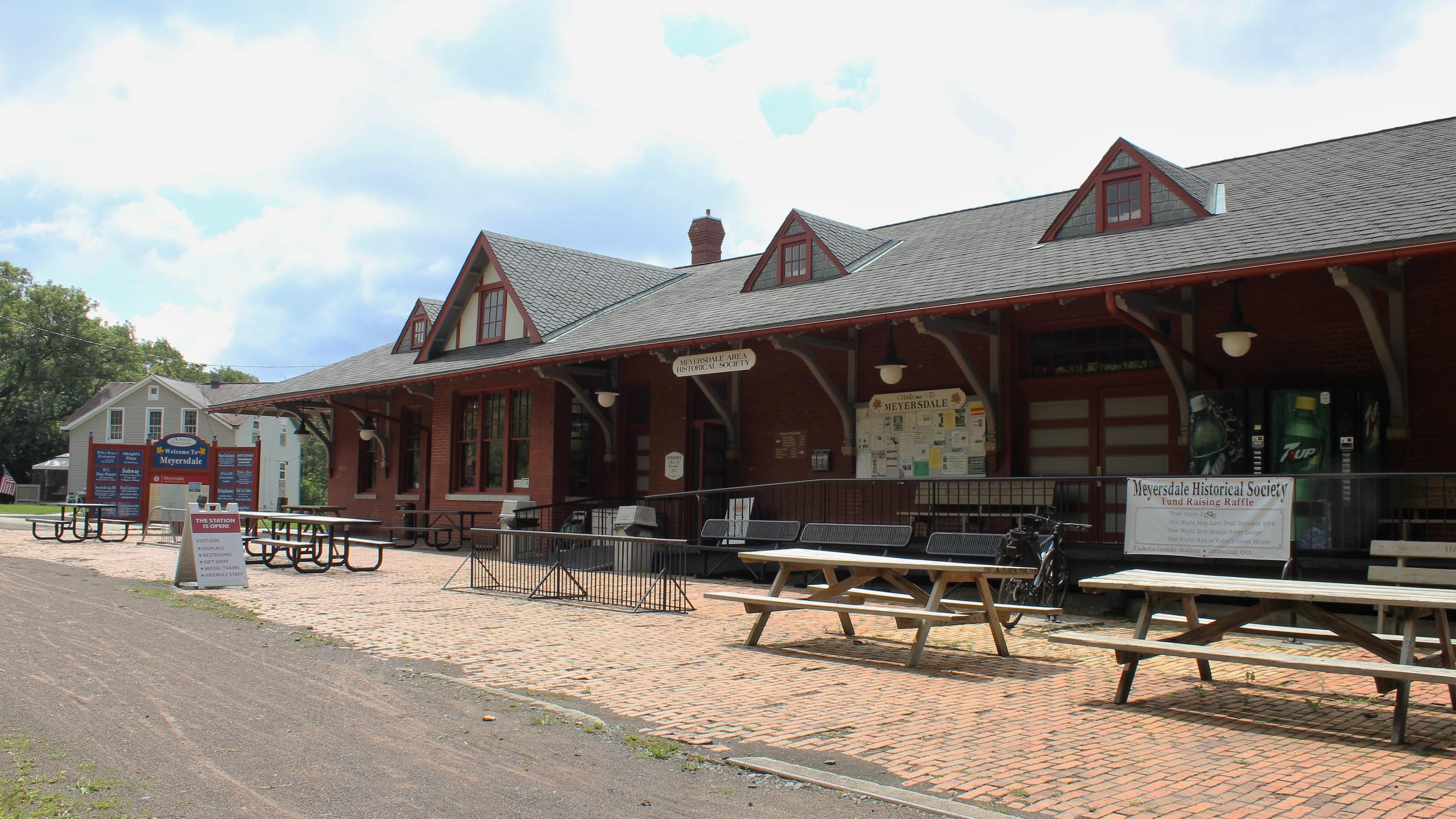 Meyersdale Station
