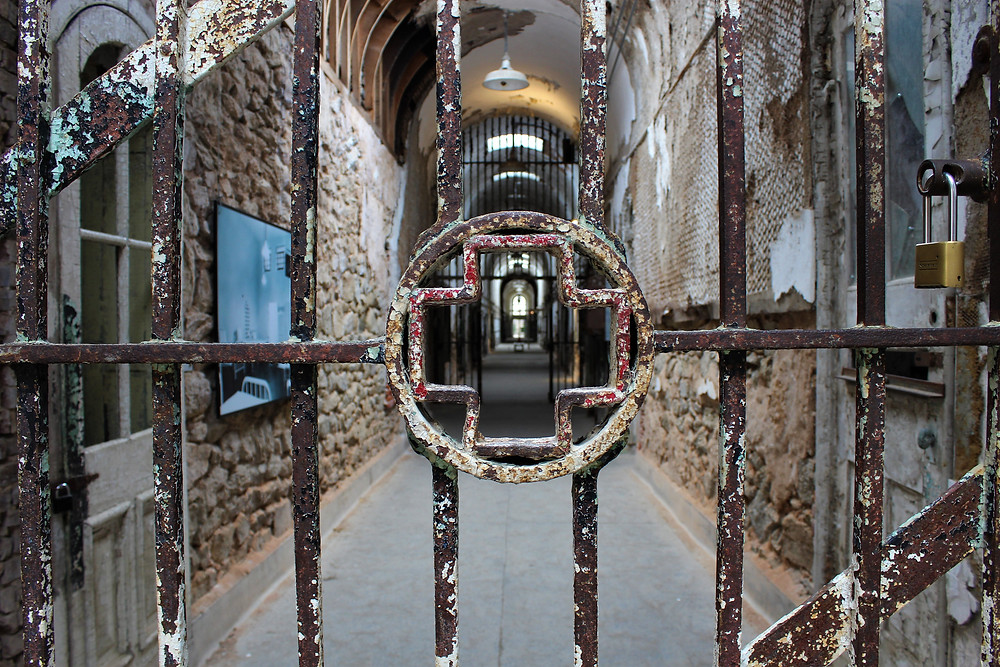 Gate to Cellblock 3