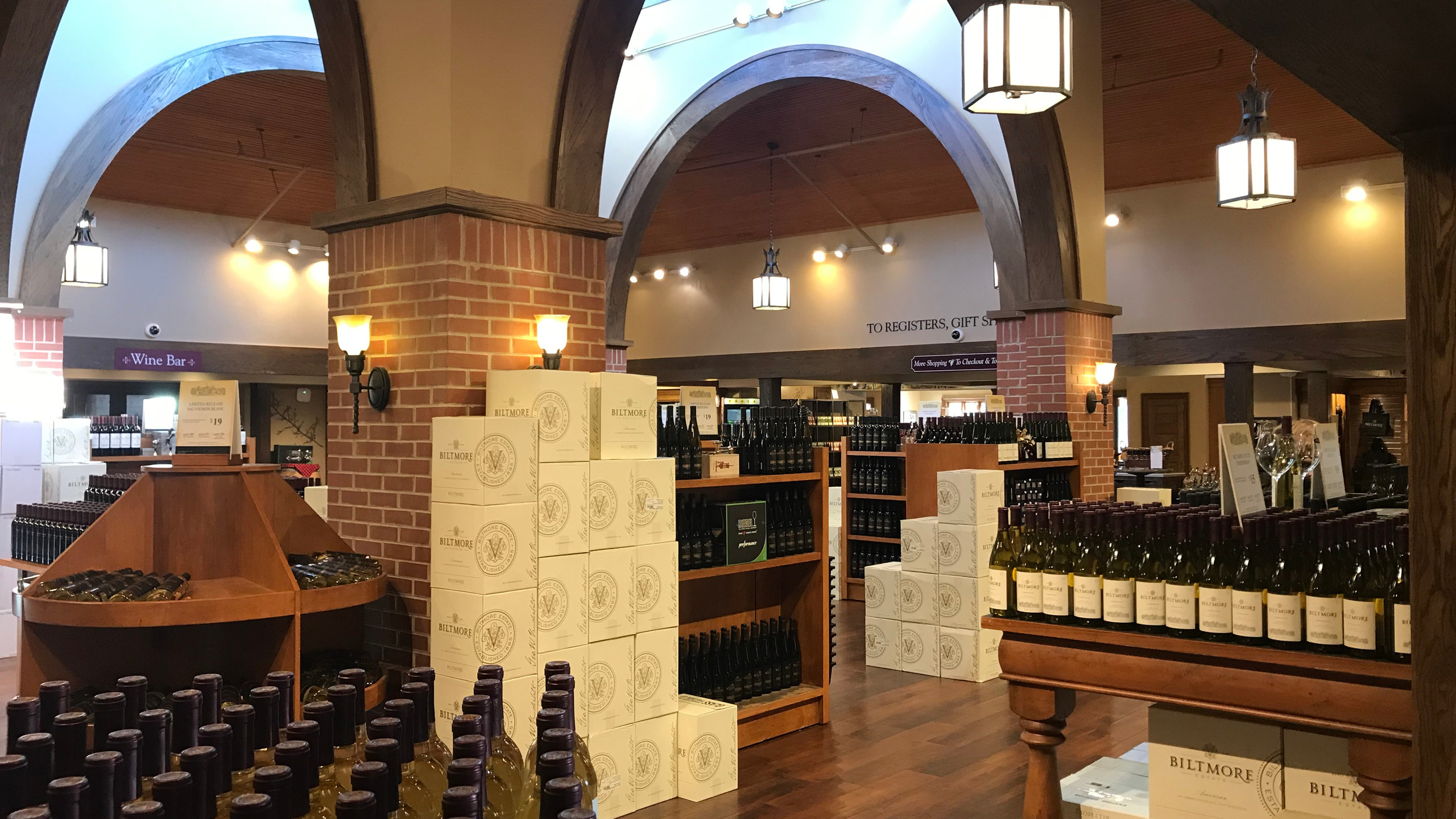 The Tasting Room and Gift Shop
