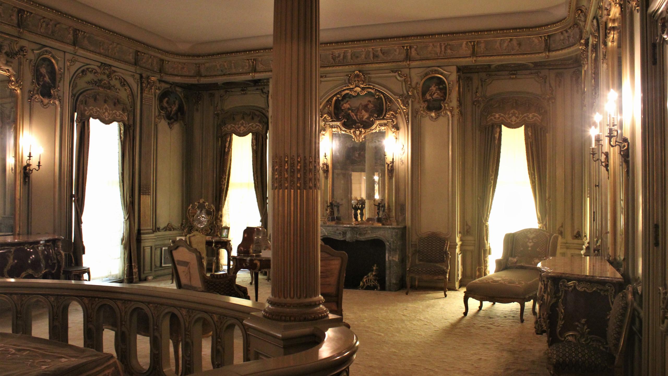 Mrs. Vanderbilt's Room