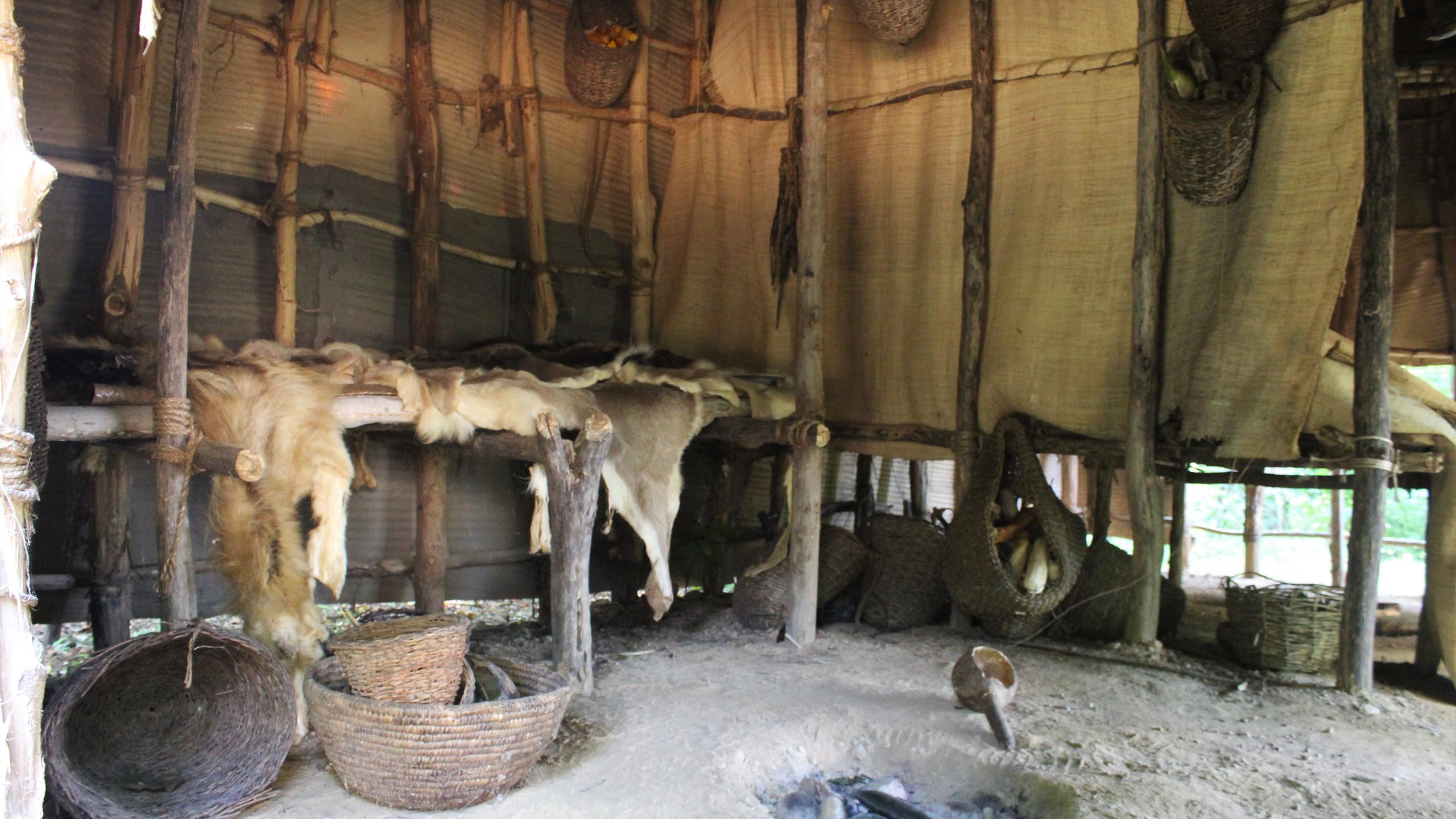 Inside of Yehakin House