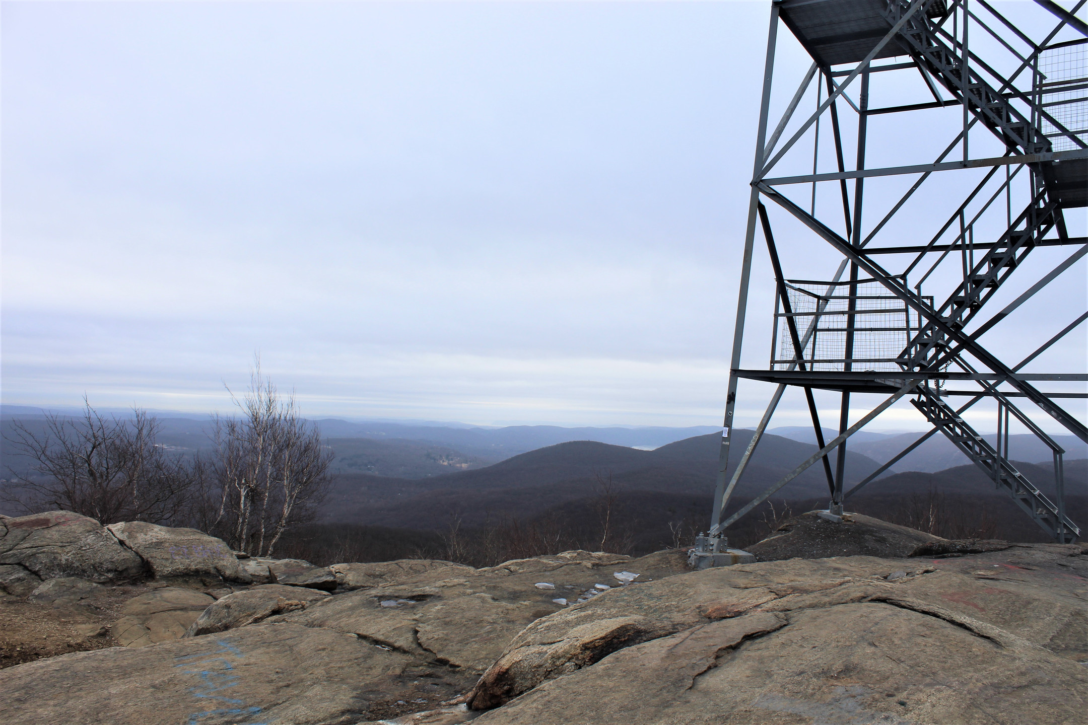 Base of the Fire Tower
