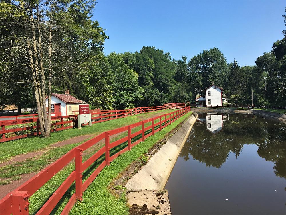 Groundhog Lock at Uhlersville