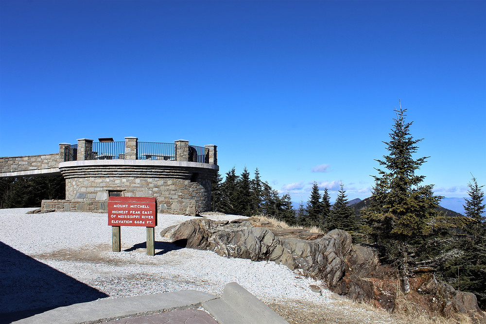 Mount Mitchell Observation Tower