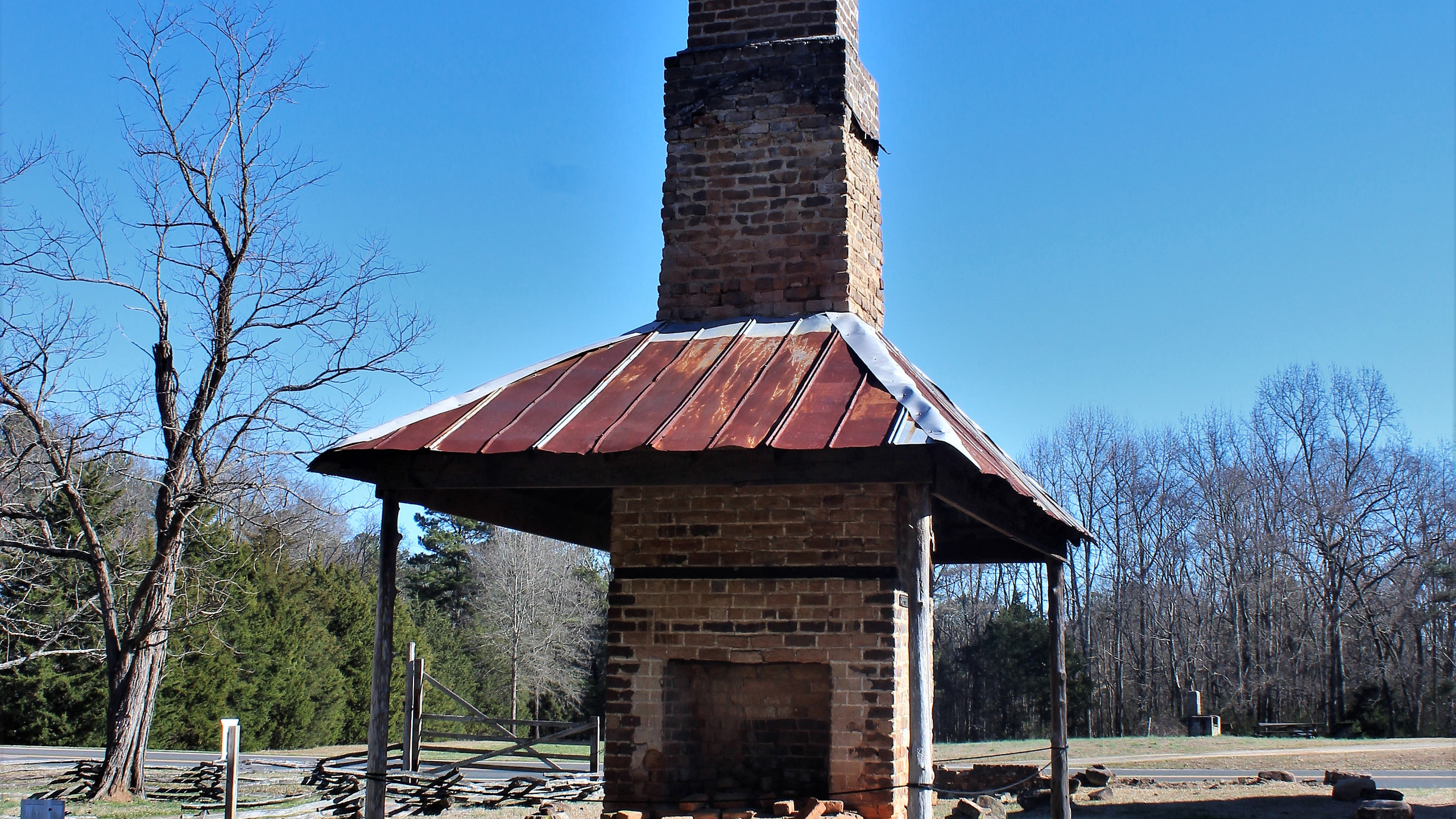 Chimney Stack of the Bratton Store
