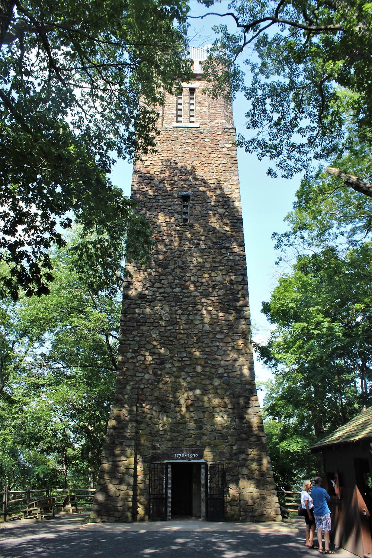 Bowman's Hill Tower