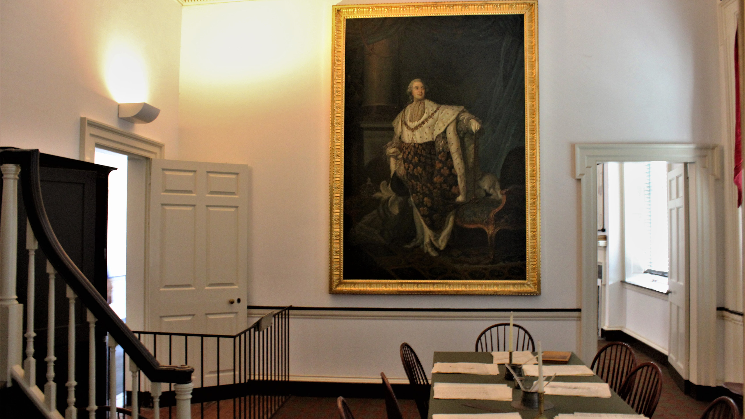 Meeting Room inside Congress Hall