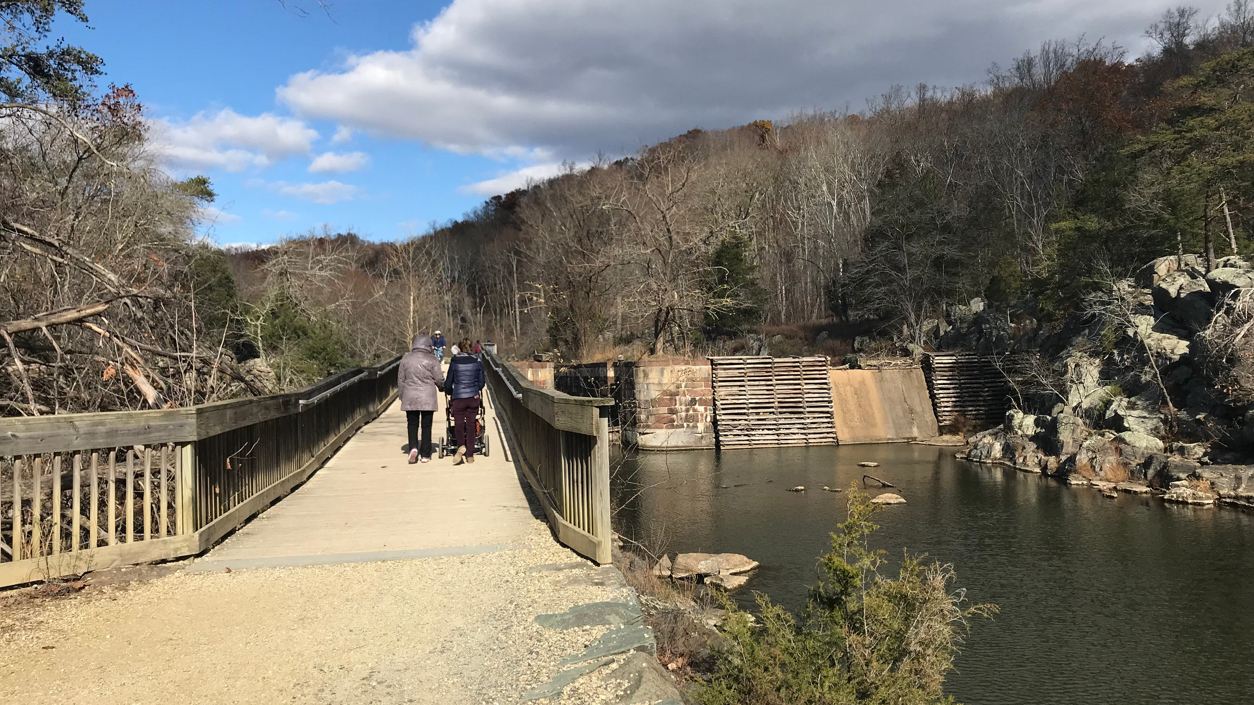 Lock 15 on the C&O Canal