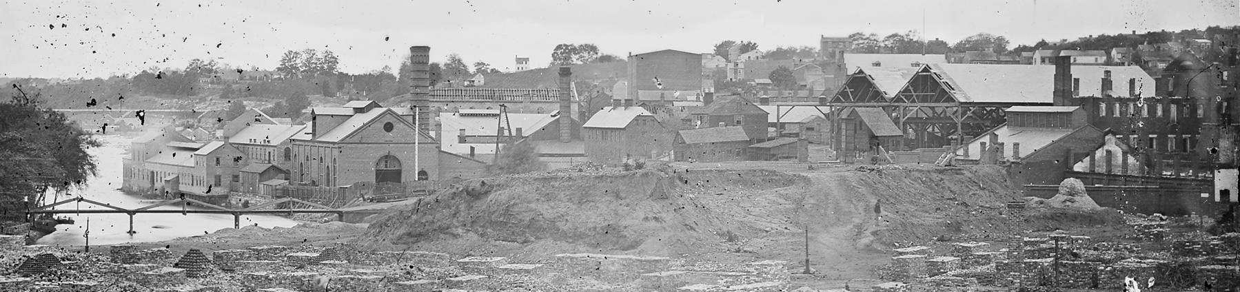 Tredegar Iron Works (postwar)