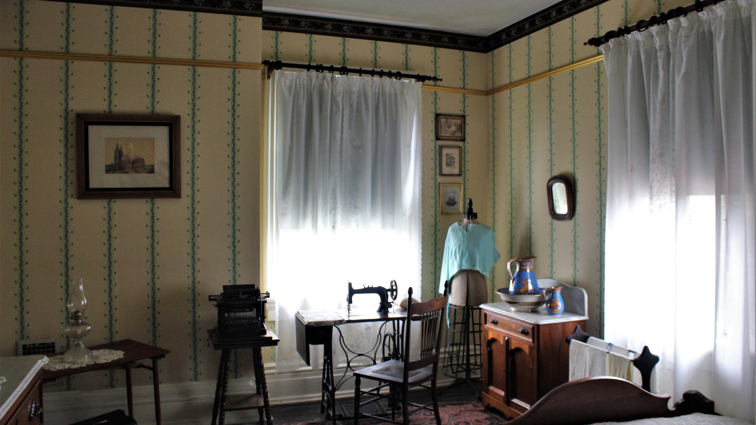 Helen Pitts's Room