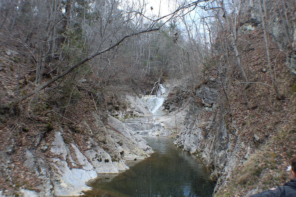 Lace Waterfall