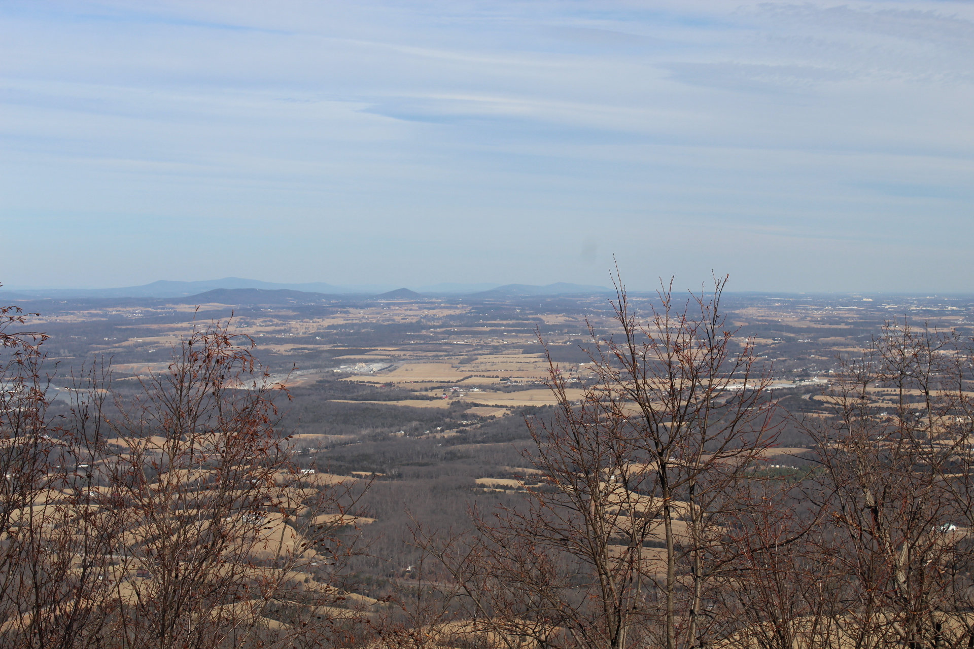 Another View from Signal Knob