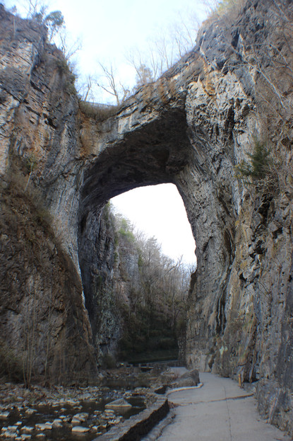 Virginia's Natural Bridge