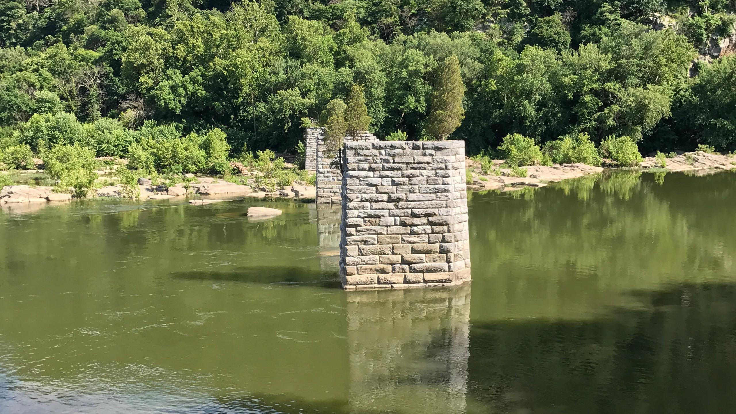 Old Bridge Ruins