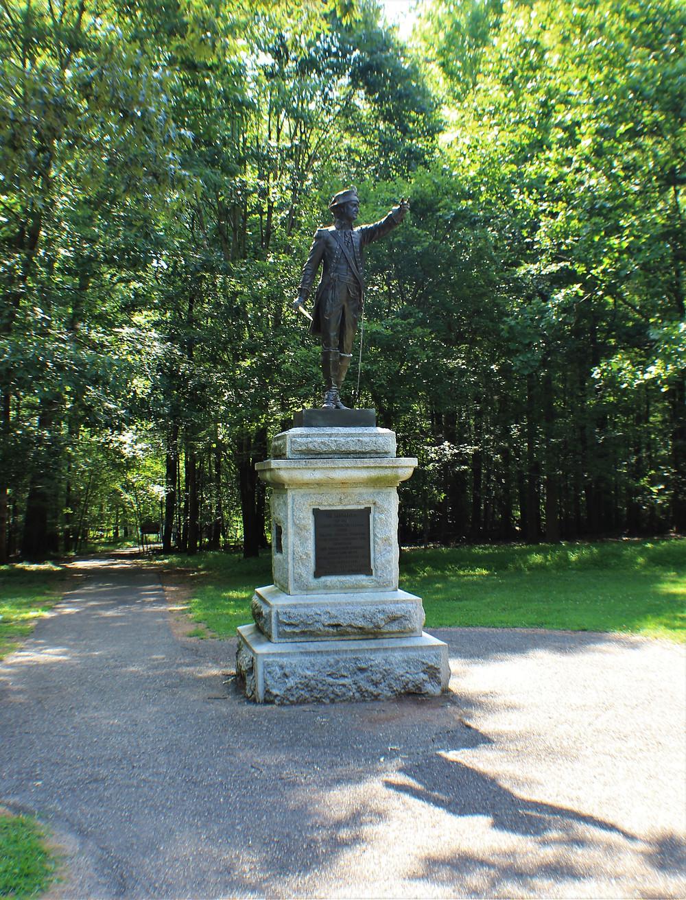 Joseph Winston Monument
