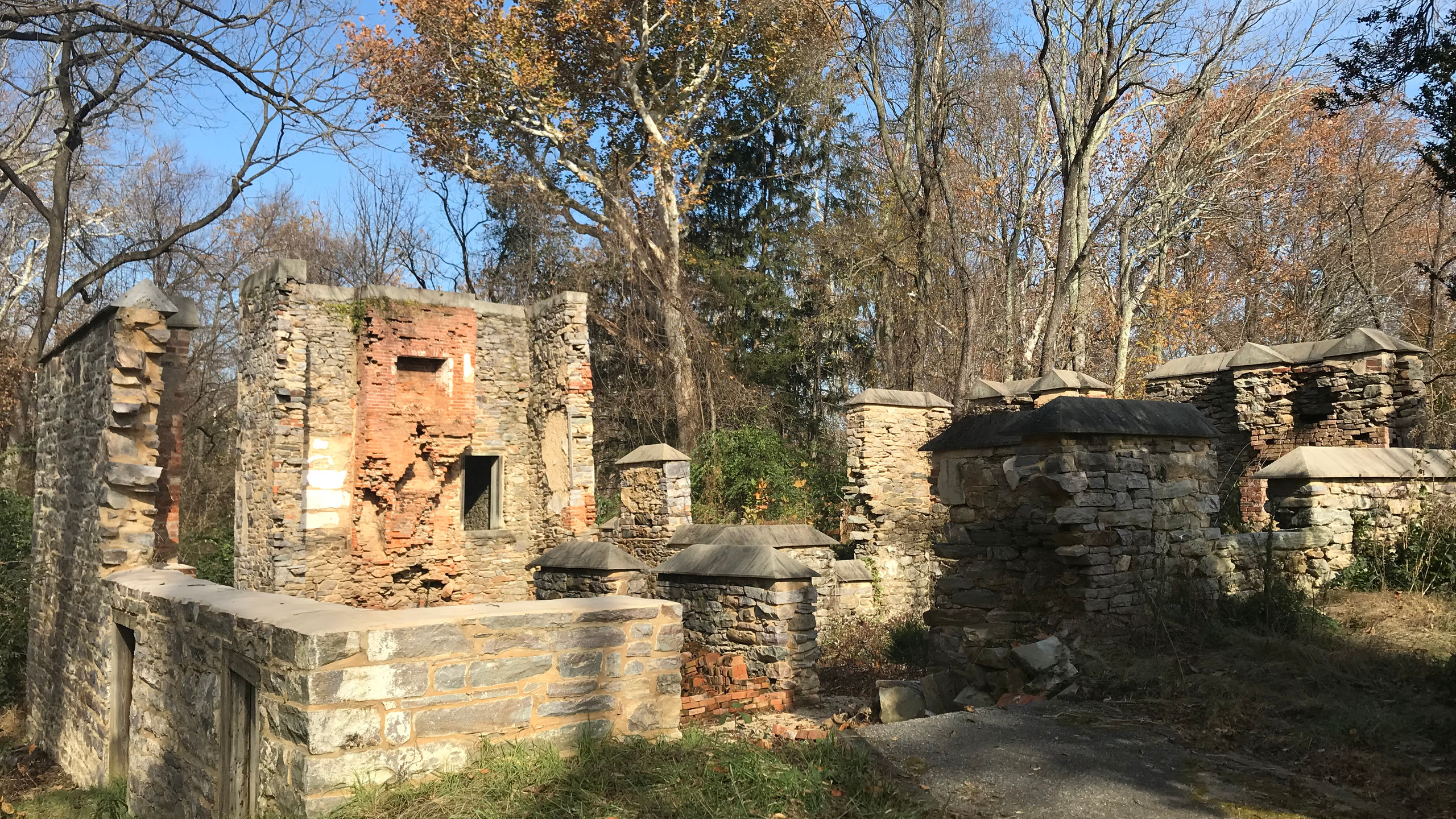 Inside of Catoctin Manor