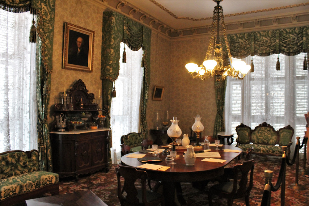 The Formal Dining Parlor
