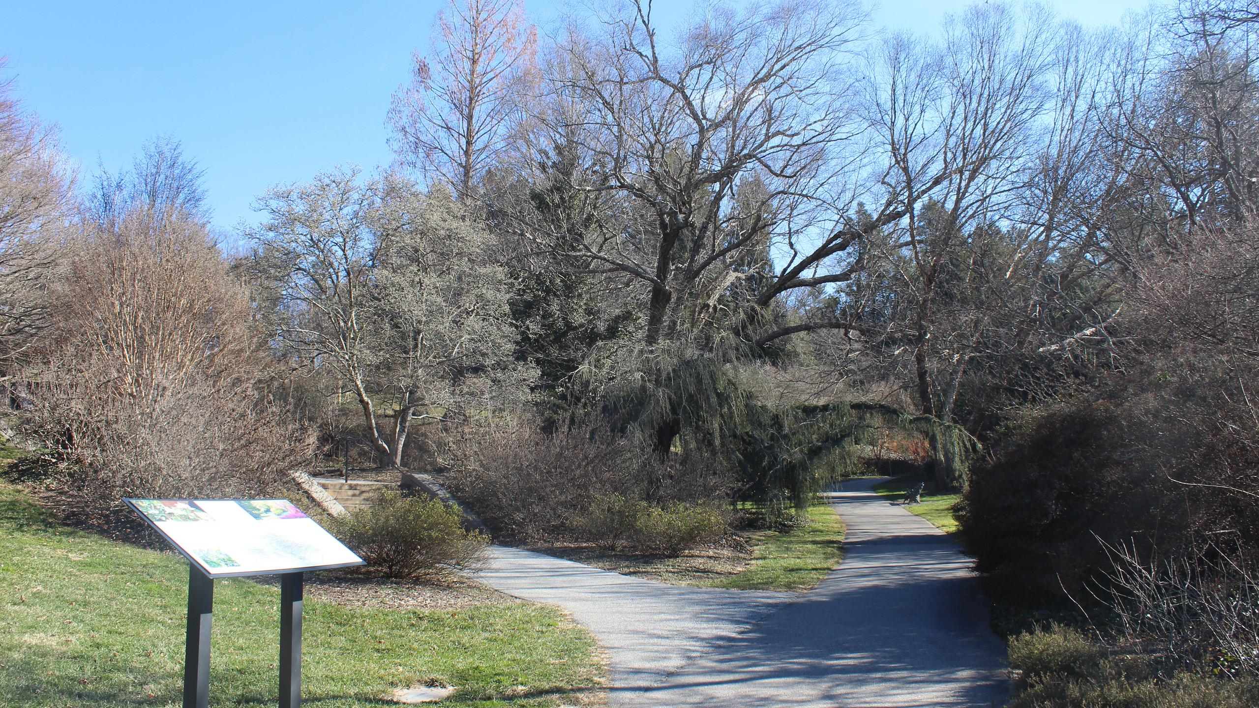 Nature Trails on the Property