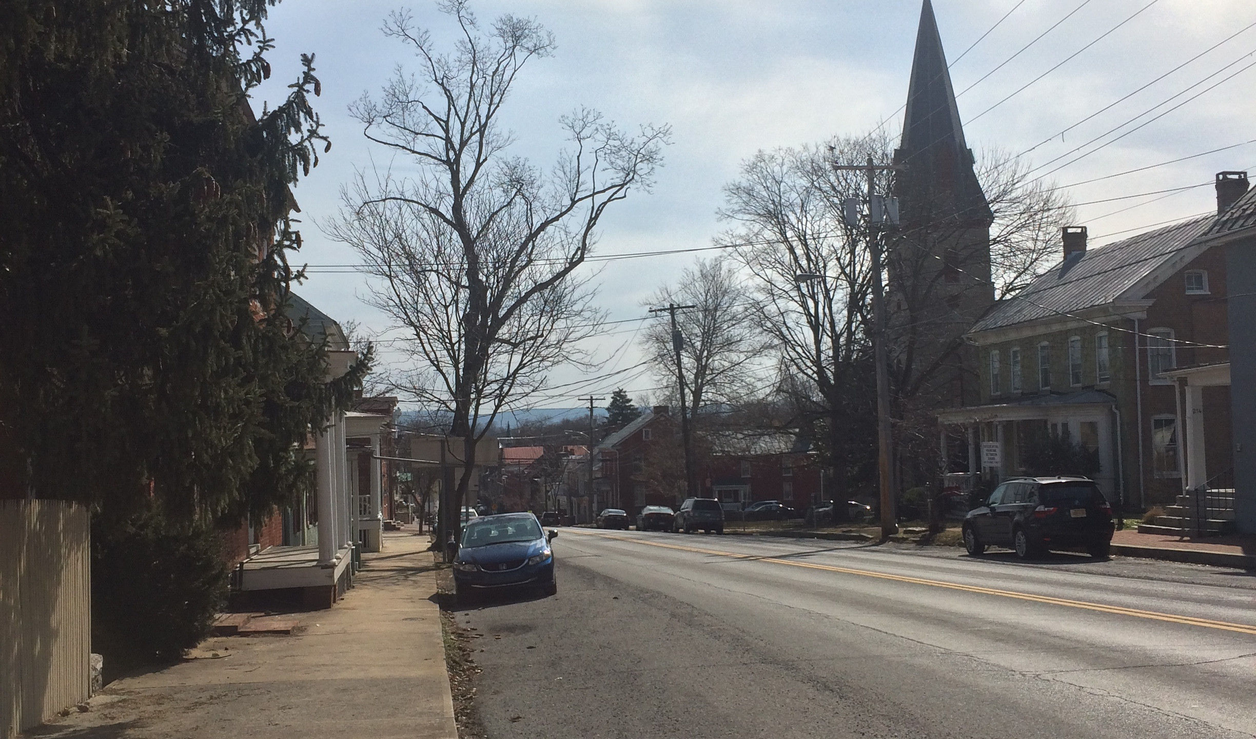 Street View of Shepherdstown