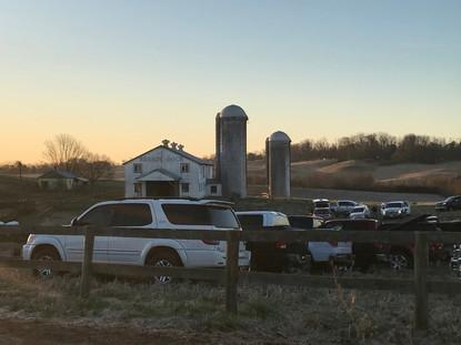 Diggin' In Virginia XLV: Brandy Rock Farm