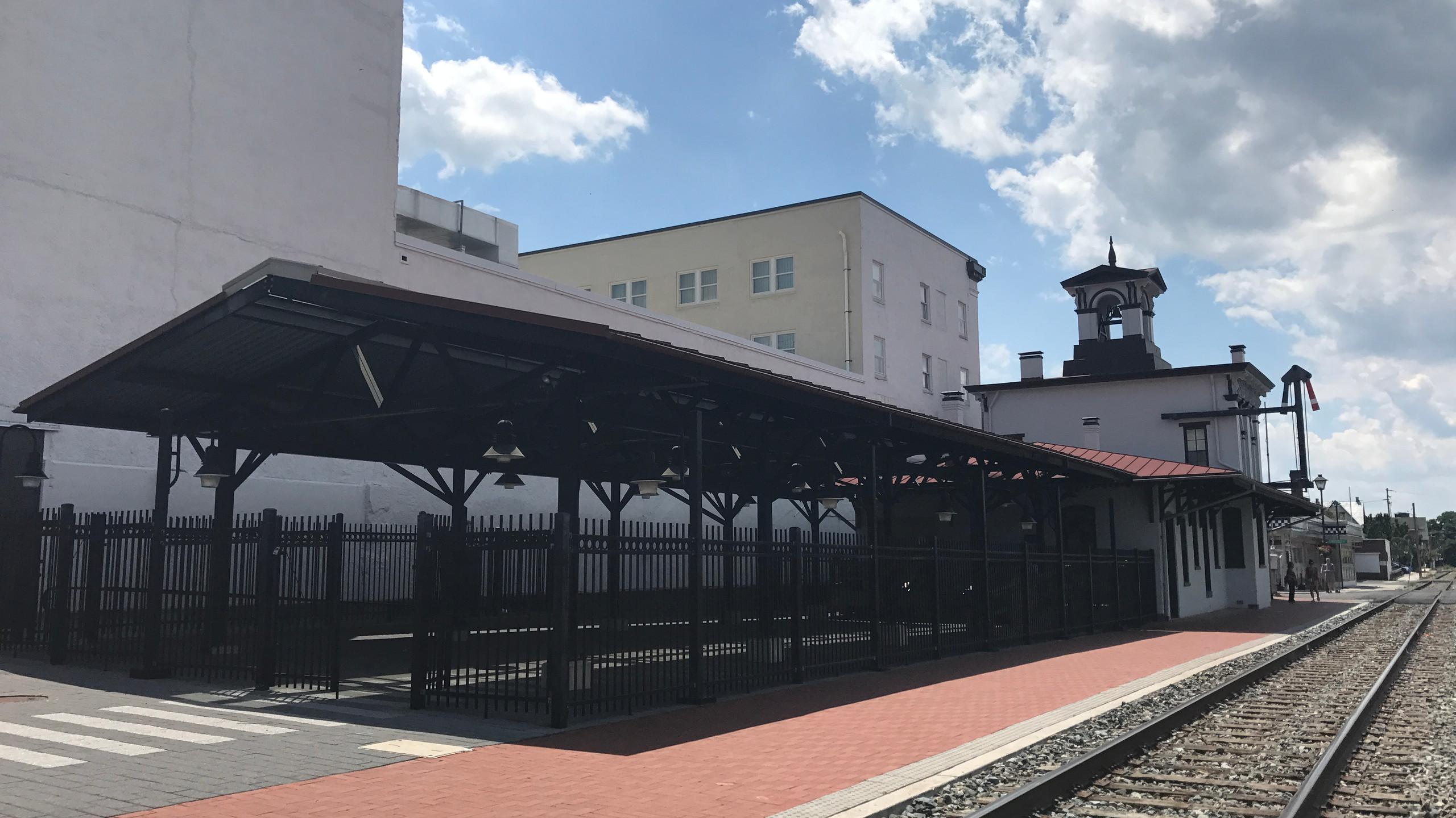 Gettysburg R.R. Depot
