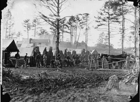 Camping Along the Rapidan: Psychosocial Aspects of the Civil War
