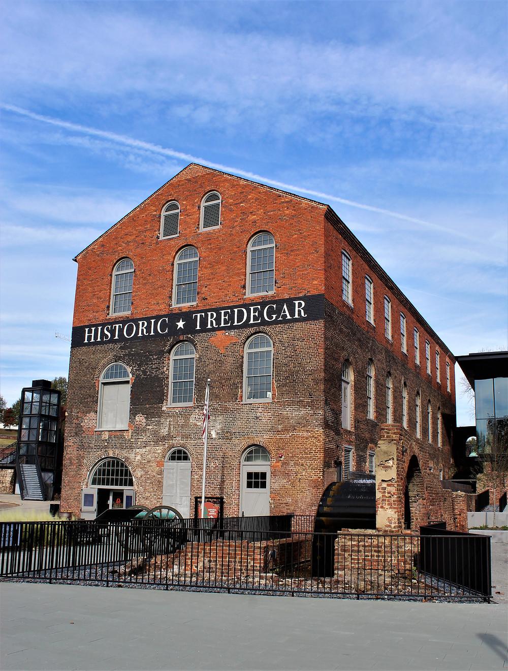 The Historic Tredegar Pattern Building