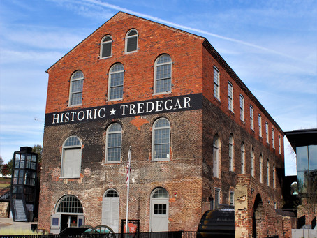Historic Tredegar Iron Works