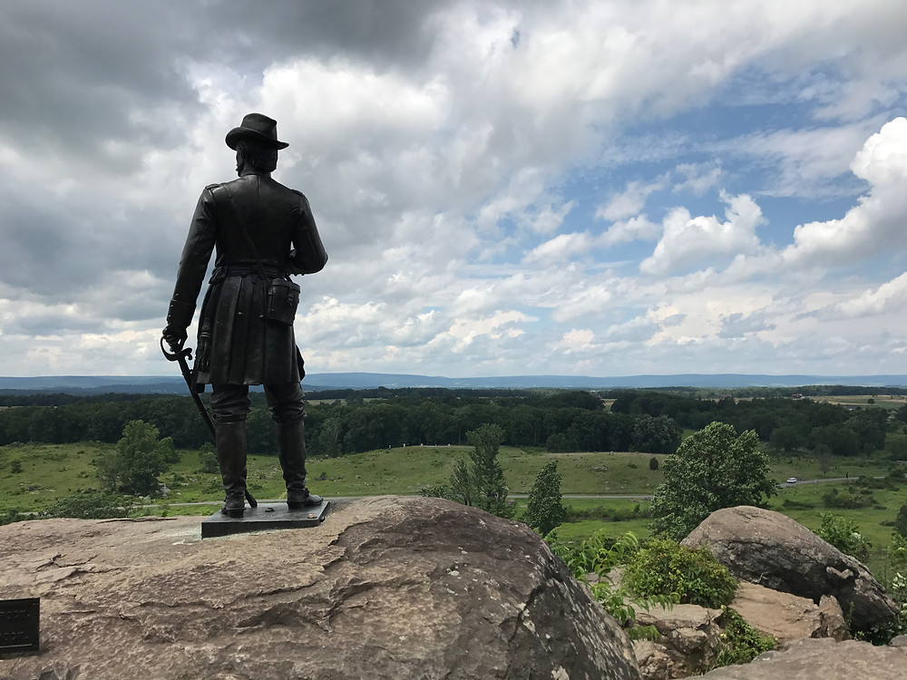Overlook at Little Round Top