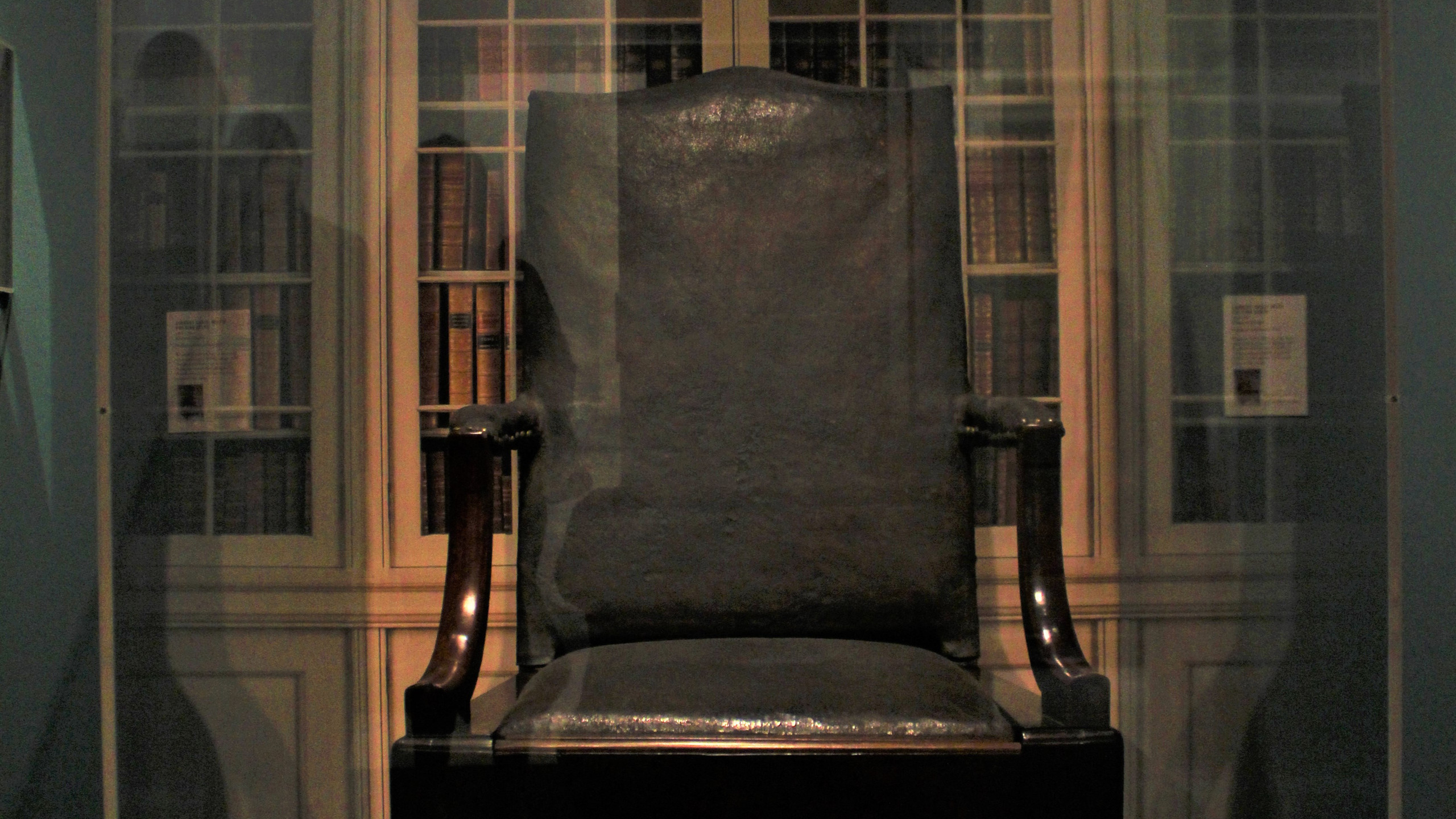 Benjamin Franklin's Chair