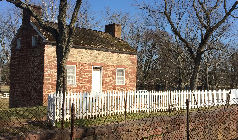Lockhouse near Seneca